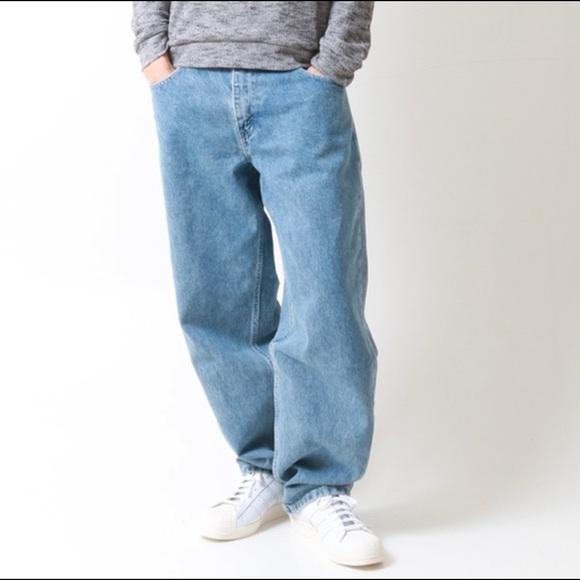 أنتيبسون تحفة البر الرئيسى Levi S Baggy Fit Jeans Cmaptv Org
